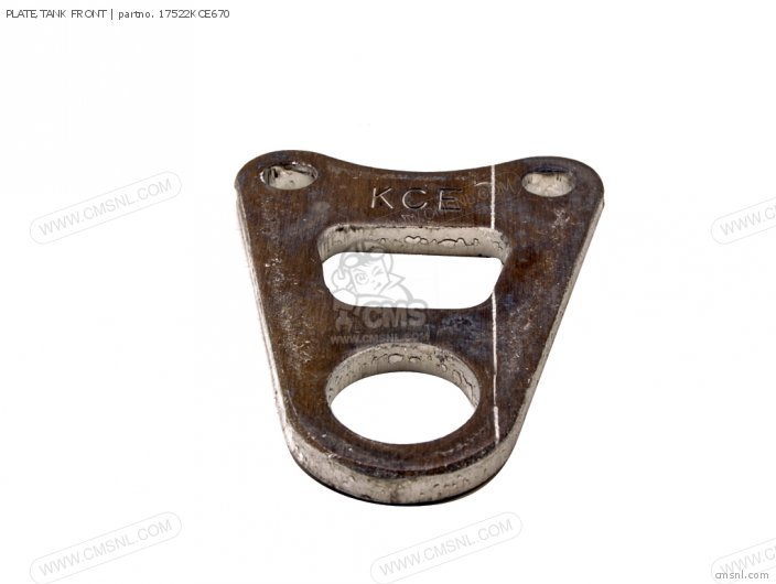 PLATE,TANK FRONT