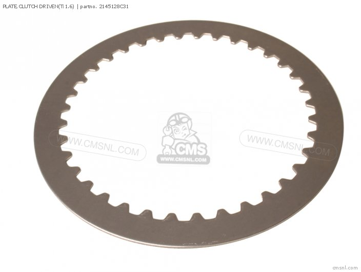 Plate, Clutch Driven(t:1.6) (nas) photo