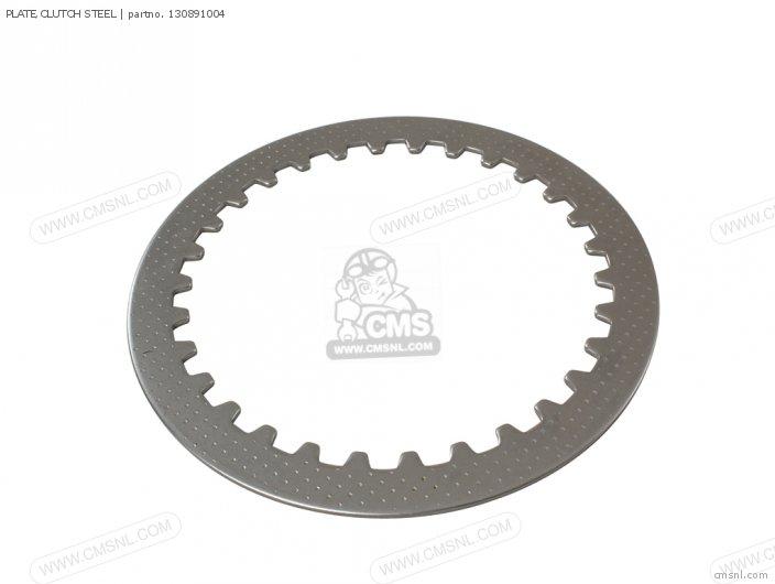 Plate, Clutch Steel photo