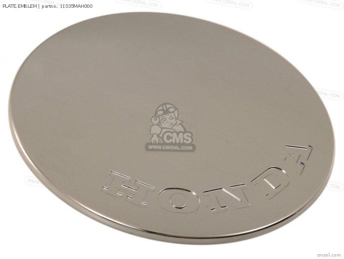 Plate, Emblem photo