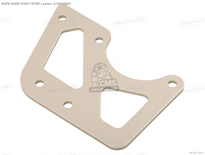 Plate, Guide Chain Outer photo