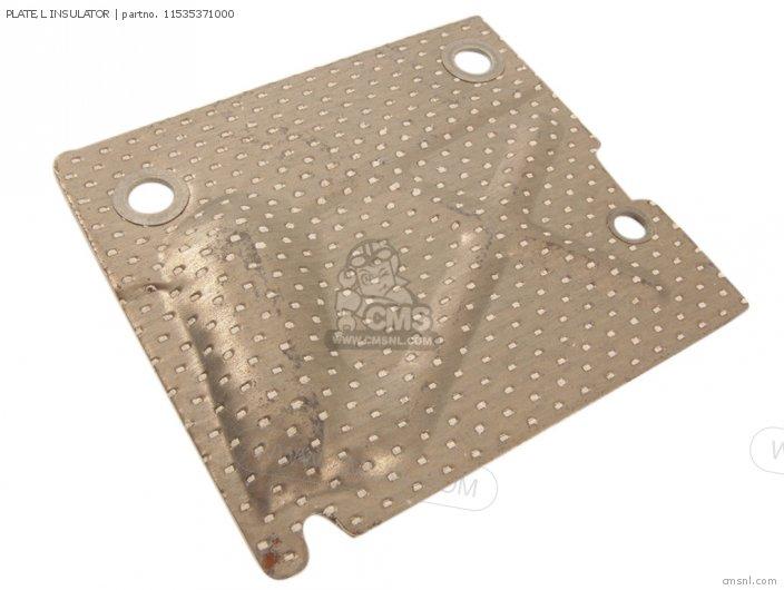 Plate, L Insulator photo