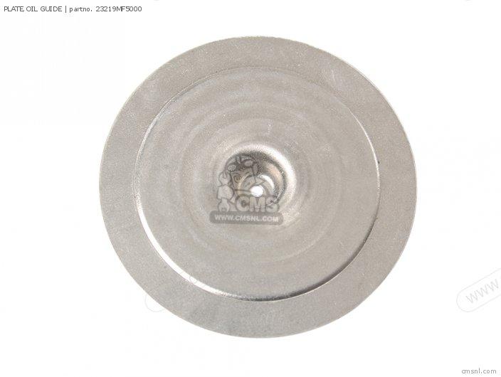 Plate, Oil Guide photo