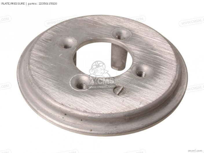 Plate, Pressure photo