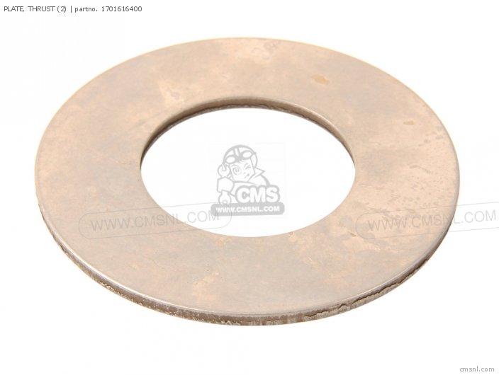 Plate, Thrust (2) photo