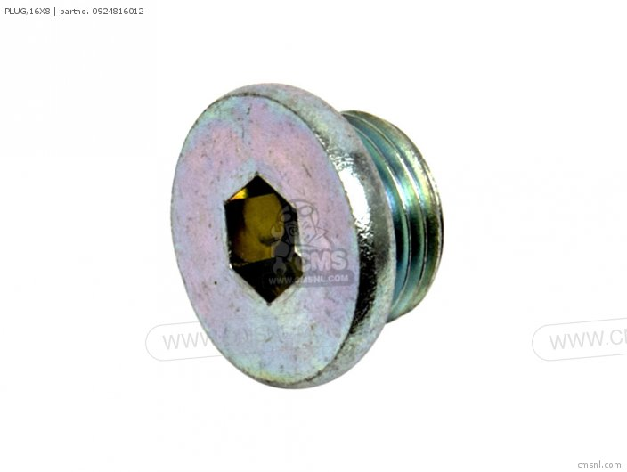 Plug,16x8 photo