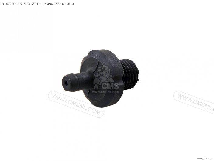 Plug, Fuel Tank Breather photo