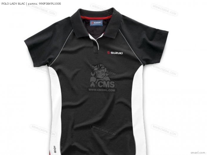 Merchandise Suzuki Polo Lady Blac