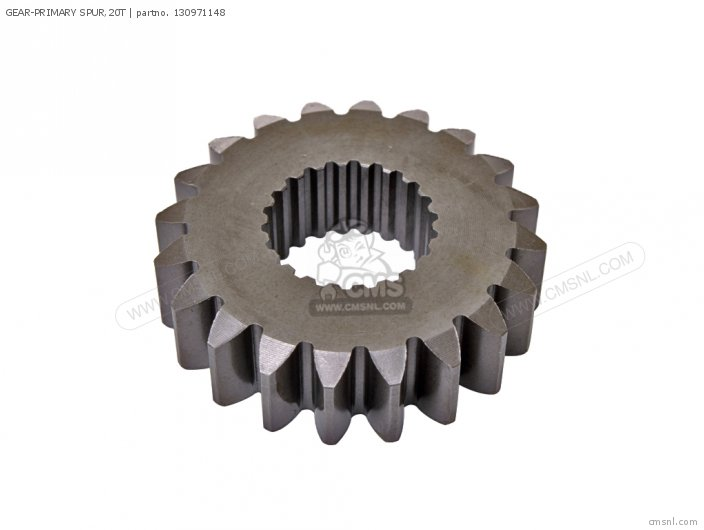 2007 Kx85a7f Kx85 Primary Spur Gear 20t