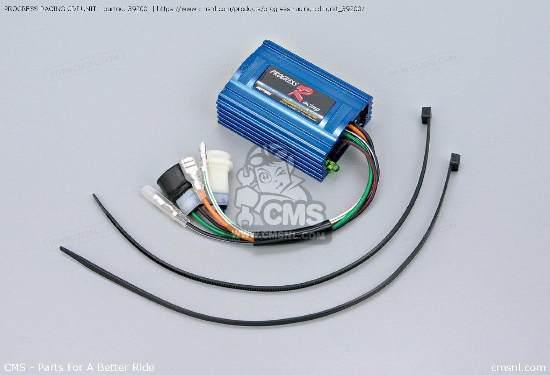 39200: Progress Racing Cdi Unit Daytona - buy the 39200 at CMSNL