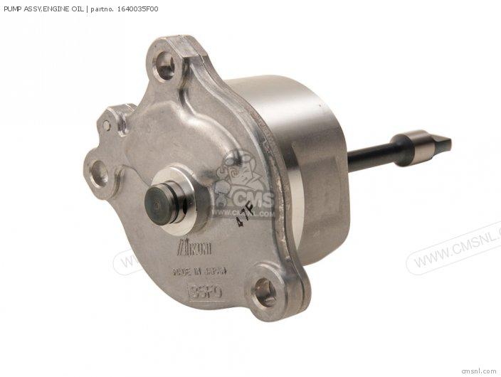 Pump Assy, Engine Oil photo