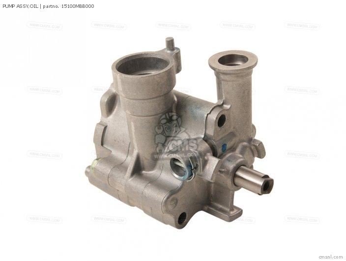 Pump Assy, Oil photo