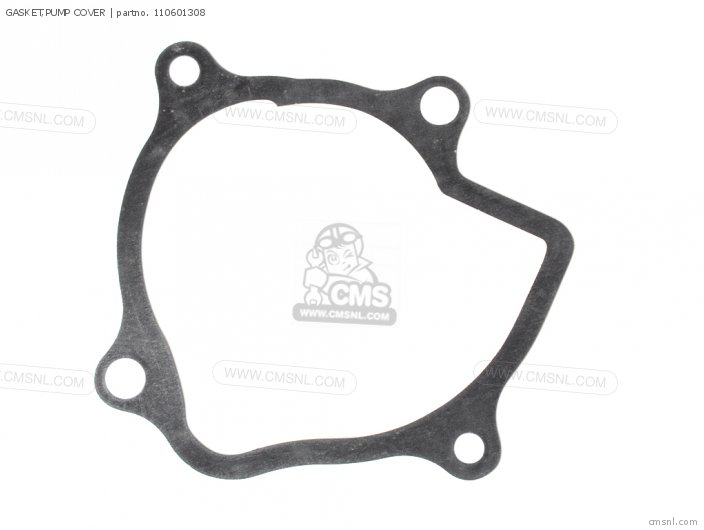PUMP COVER GASKET