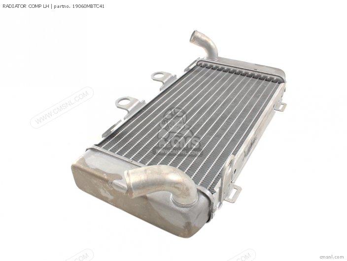 Radiator Comp Lh photo