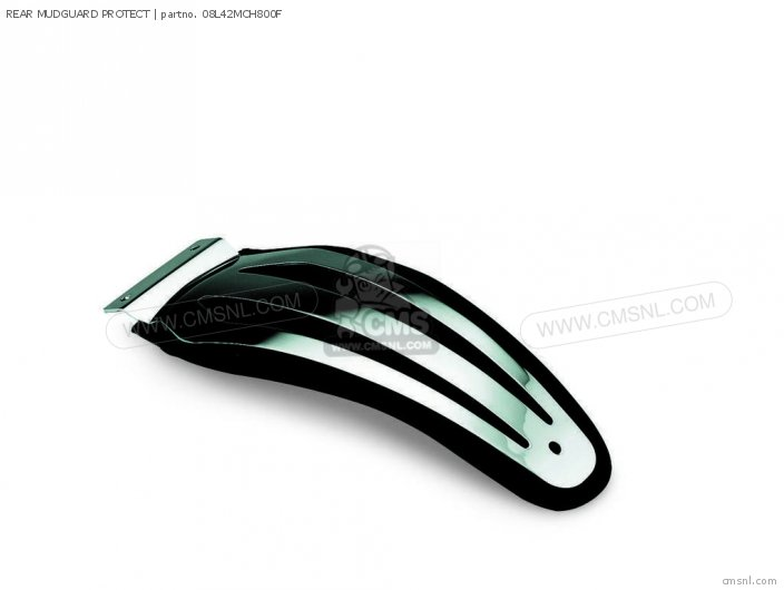Vtx 1800 Rear Mudguard Protect