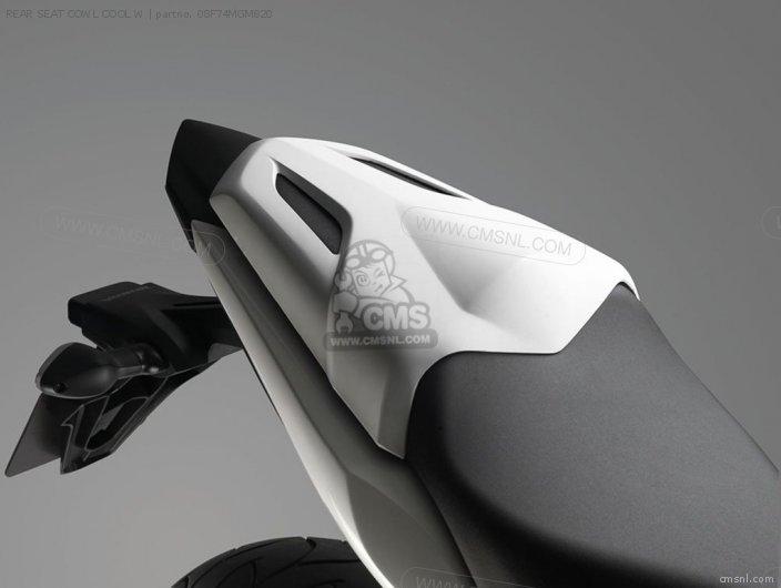 Rear Seat Cowl Cool W photo