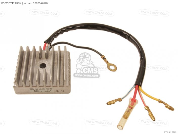 Rectifier Assy photo