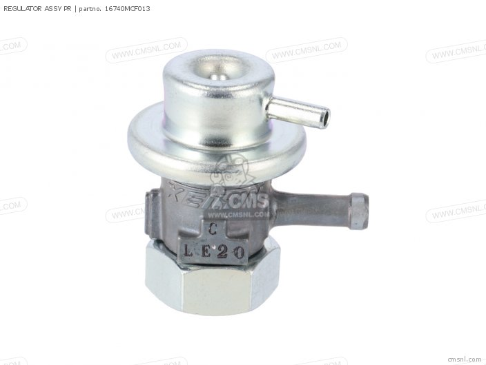 REGULATOR ASSY PR