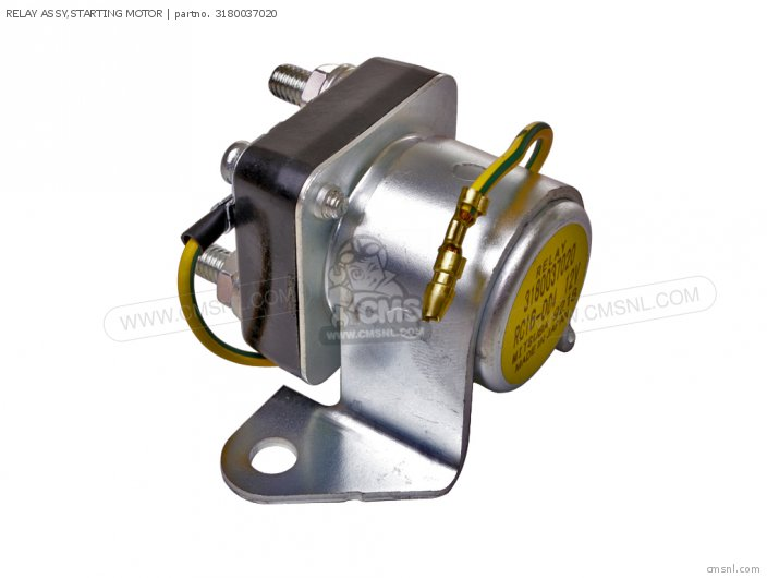 RELAY ASSY STARTING MOTOR