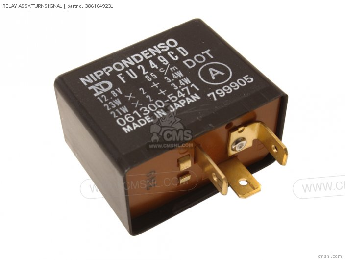 Relay Assy, Turnsignal photo