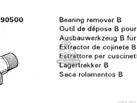 REMOVER B,BRG.