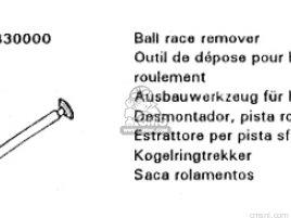 REMOVER,BALL RASE