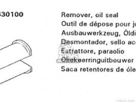 REMOVER,OIL SEAL