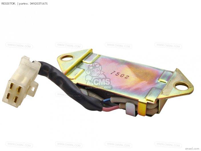 Resistor, photo