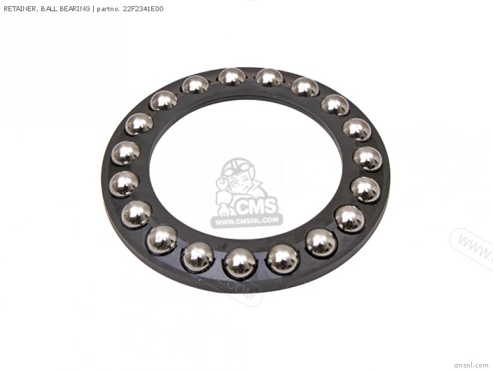 RETAINER, BALL BEARING