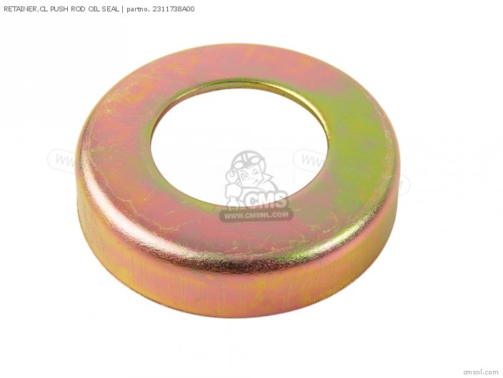 Retainer, Cl Push Rod Oil Seal photo