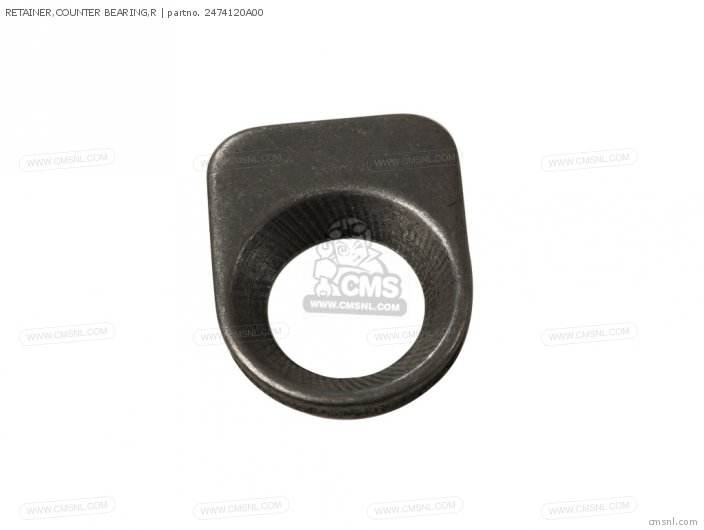 Retainer, Counter Bearing, R photo