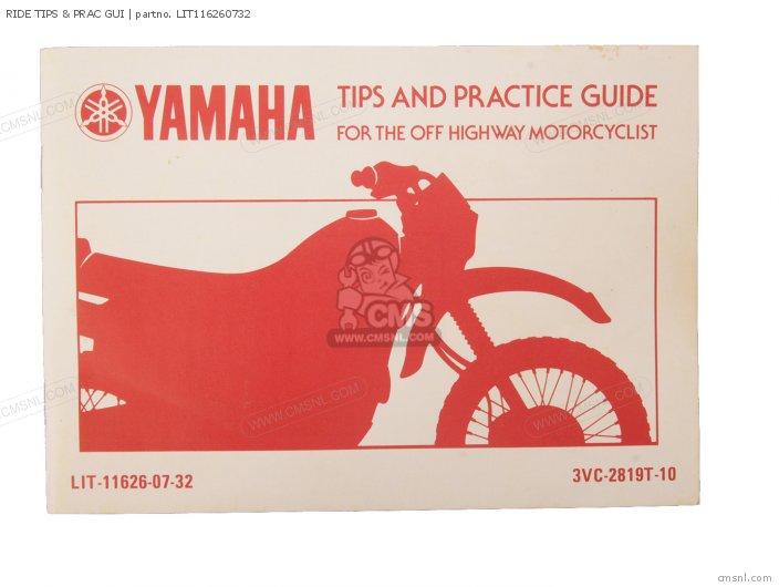Ride Tips & Prac Gui photo