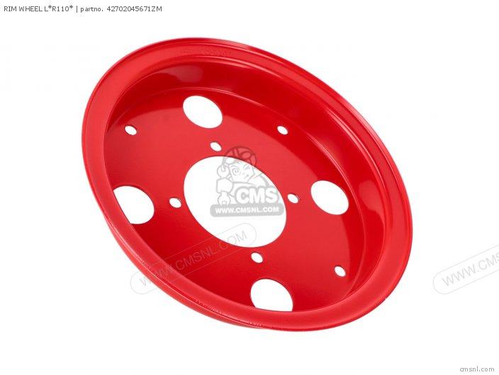 Rim Wheel L*r110* photo