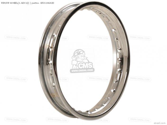 Rim, Rr Wheel(1.60x12) photo