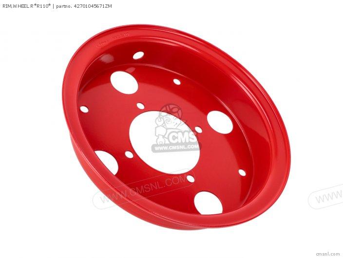 Rim, Wheel R*r110* photo