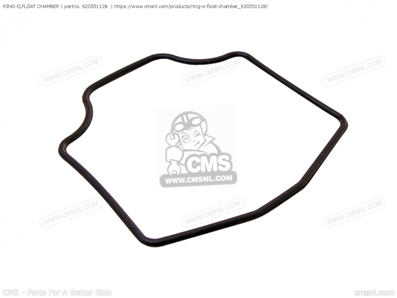 920551128 ring-o float chamber kawasaki