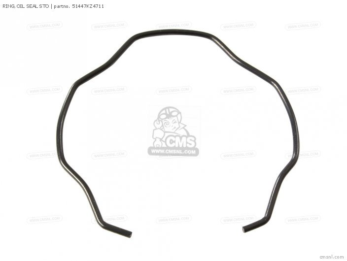 RING,OIL SEAL STO