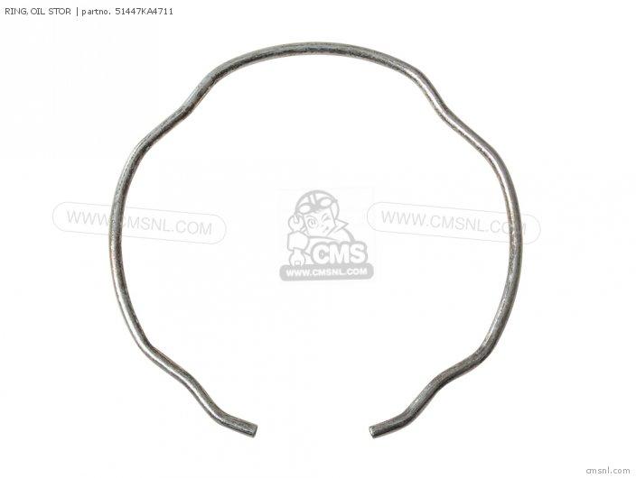 51490mn8305 seal set fr fork honda