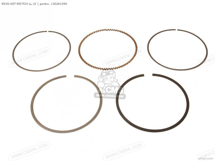 Ring-set-piston Ll, O/ photo