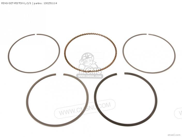 Ring-set-piston L, O/s photo