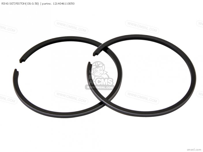 RING SET PISTON OS 0 5