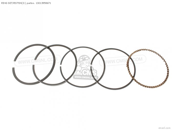 RING SET,PISTON(0