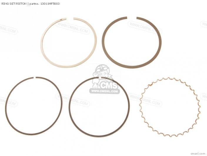 Ring Set Piston photo
