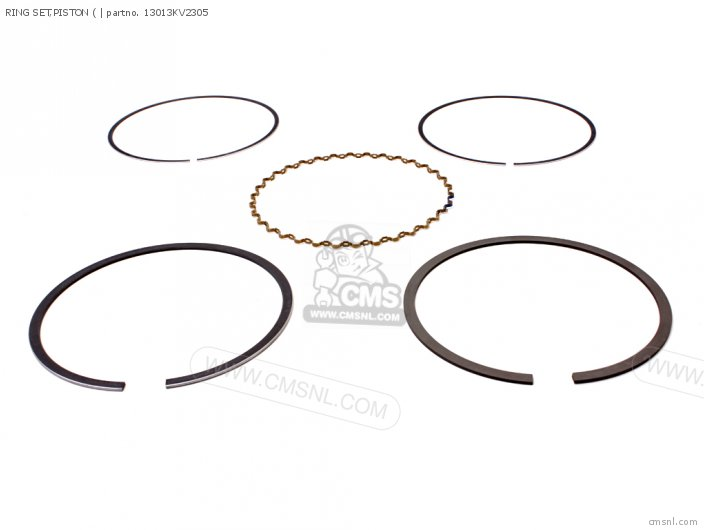 RING SET,PISTON (