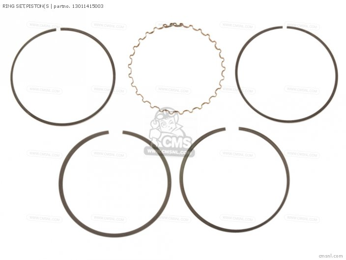 RING SET PISTONS