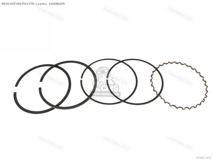 Ring-set-piston, Std photo
