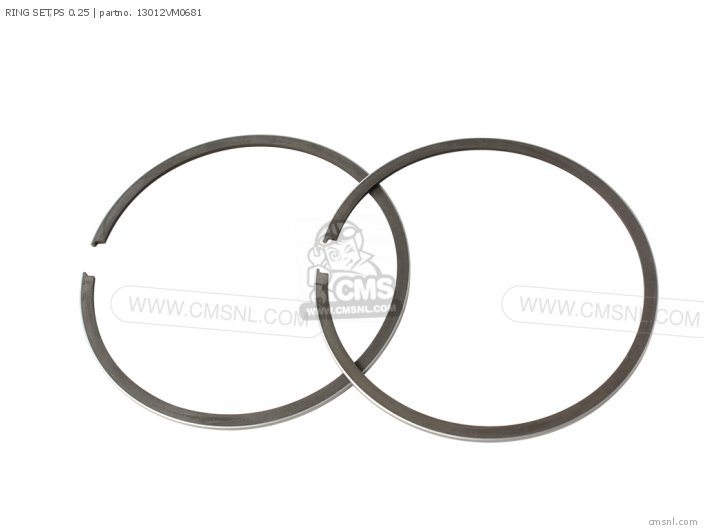 Fl350r Odyssey 350 Usa Ring Set ps 0 25