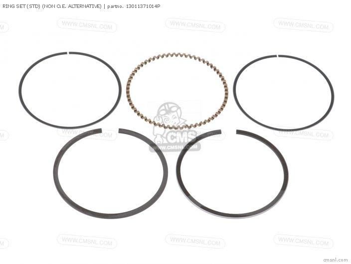 Ring Set (std) (non O.e. Alternative) photo