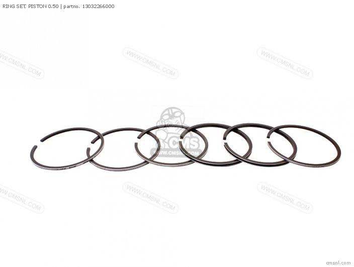 Ring Set, Piston 0.50 photo