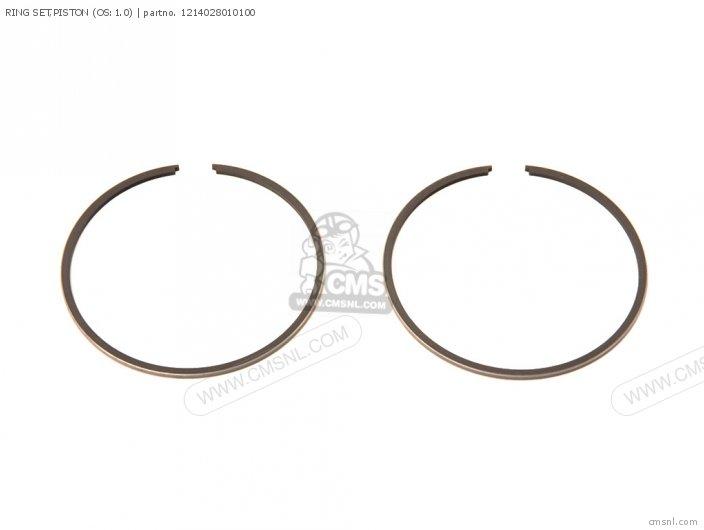 Ring Set, Piston (os:1.0) photo